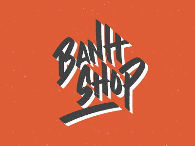 Banh Shop Logo