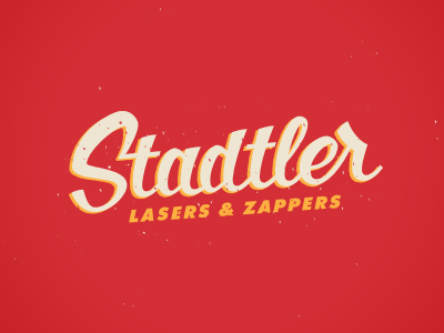 Stadtler Lasers and Zappers